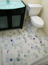 Bathroom Floor Tile Designs on Bathroom Floor Tile Design   Bathroom Tile Design